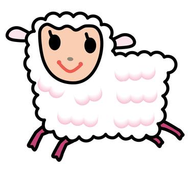 New Year - Mokomoko Sheep - 05