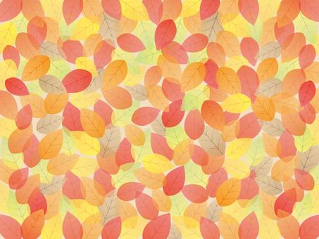 Autumn Material [2] Fallen Leaves
