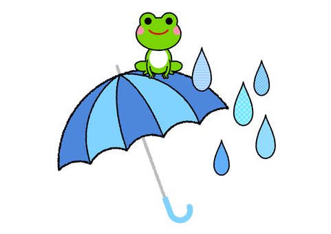 梅雨イメージ素材166