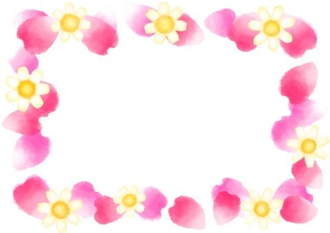 Pressed flower style