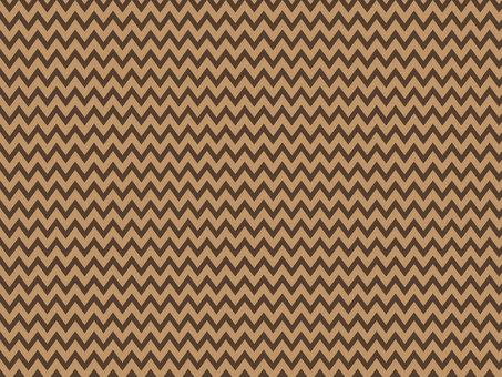 Kraft paper · zigzag · black 02