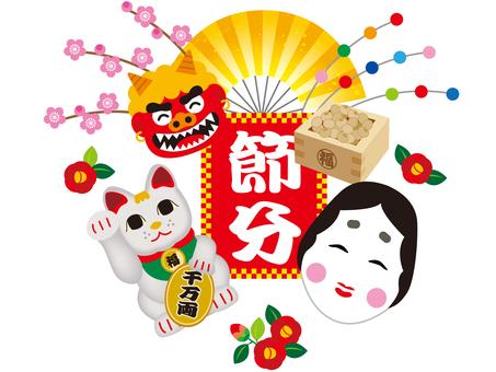 Setsubun image _ 1