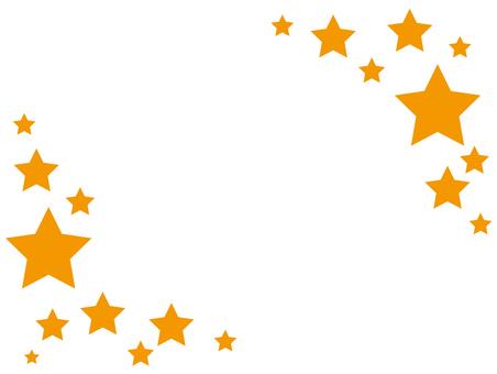 星 フレーム