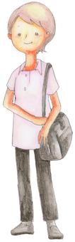 Visit the nurse