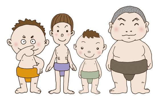 Children's sumo
