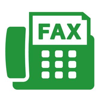 fax mark fax green