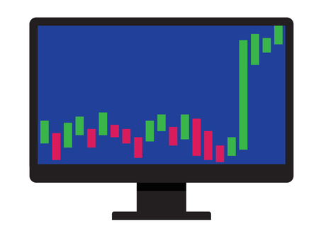Rising market prices and PC displays
