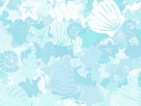 Seashell background ver02