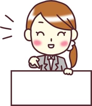 [여성 정장] 정면 _ 여기까지 2