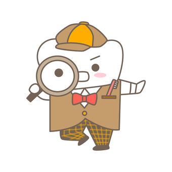 치아 위생 캐릭터