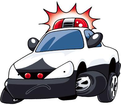 Car life patrol car
