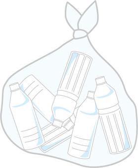 Garbage (PET bottle)