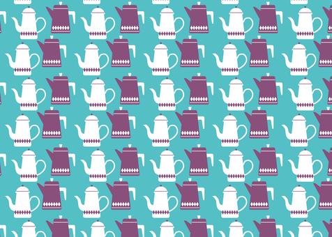Scandinavian kettle texture