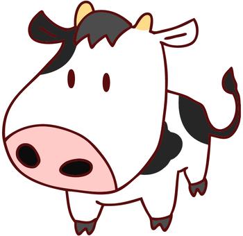 Cattle illustrations