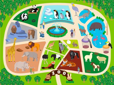 숲의 동물원