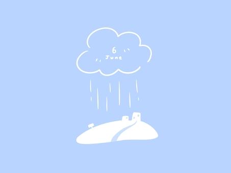 Rain Wallpaper June