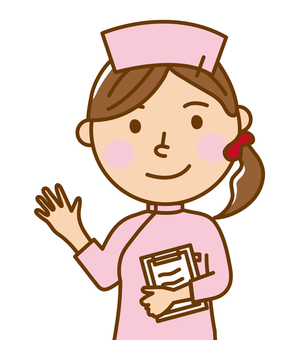 Nurse _ Pink