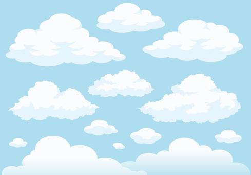 Various clouds 02