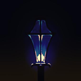 Lighting of street lights 1