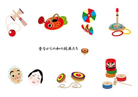 Japanese Toy Icon