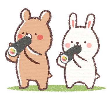 Ebata Volume Kuma Rabbit