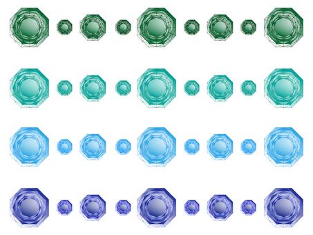 Jewel parts ②