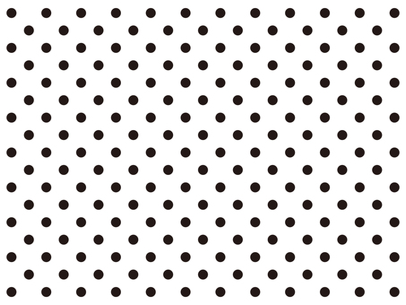 Dot pattern background white
