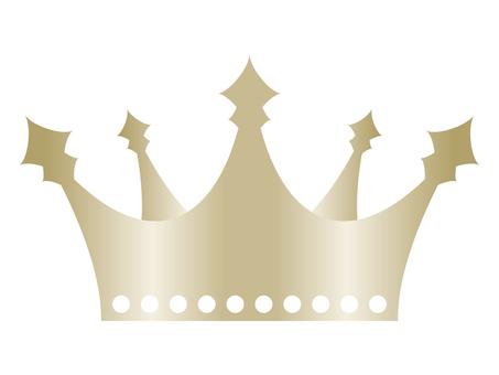 Crown silver 1