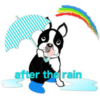 Wonder if it has rained.