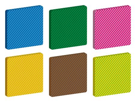 Stripe square 2