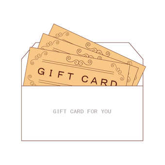 Gift card (with envelope)