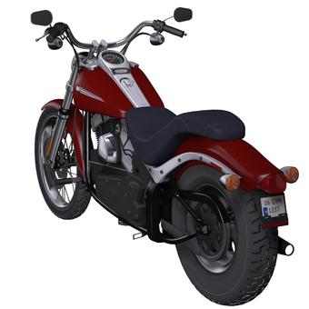 American motorcycle 03