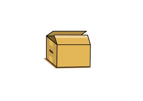 Cardboard (Open)