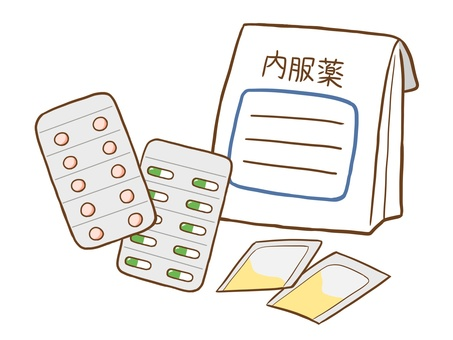 Medicine bag and medicine