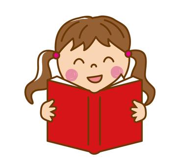 女孩_真正的閱讀