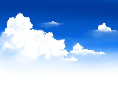 선명하고 푸른 하늘 1600 × 1200
