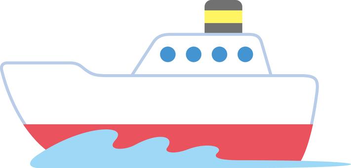 Simple ship