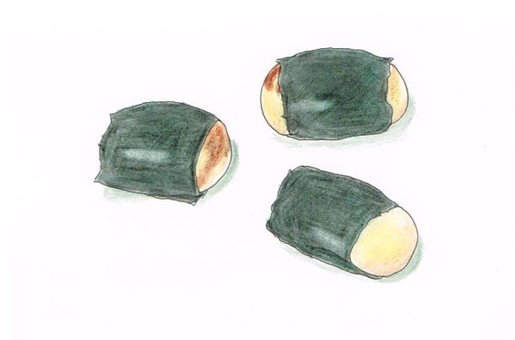 Isobe Michi Colored pencil