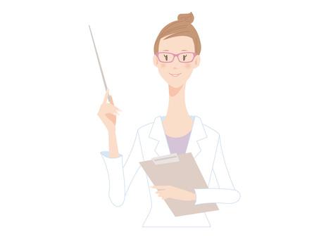 Women _ white _ handouts