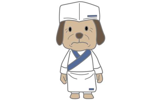 犬_料理人_和食b