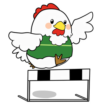 Chicken · Rooster year · Athletics (hurdle run)
