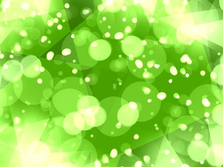 Glitter background yellow-green