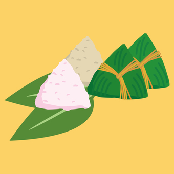 Chimaki (triangle)