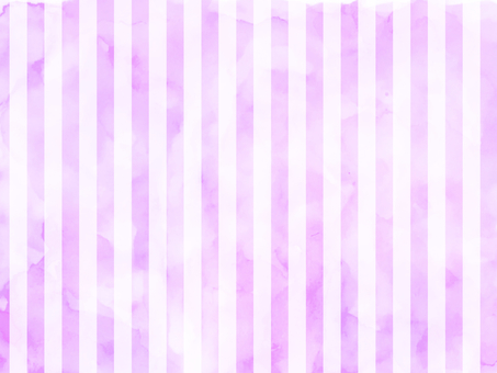 Watercolor stripe purple