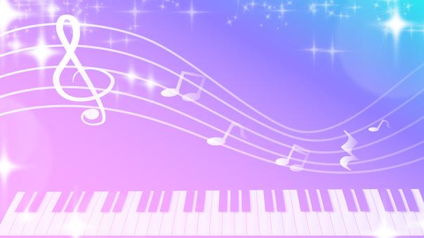 Musical note wallpaper