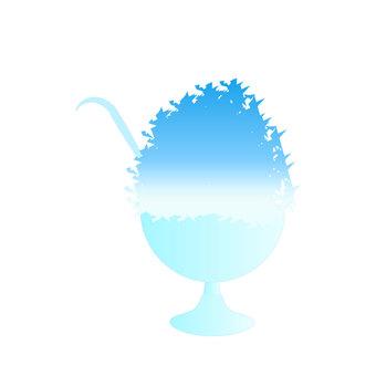 Ice Blue Hawaii