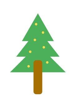 圣诞树(绿色)