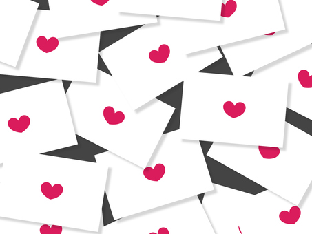 Many love letters