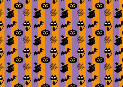 Halloween pattern 04