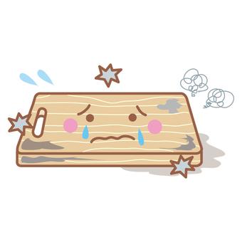 切菜板(細菌)